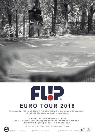 FLIP-EURO-TOUR-2018-FR-POSTER