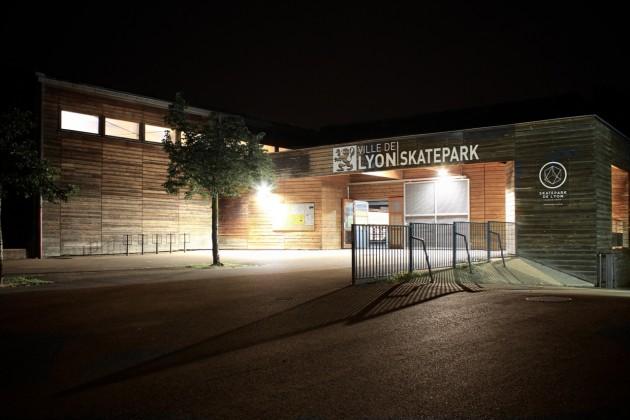 skatepark de lyon le skatepark de lyon passe en horaires. Black Bedroom Furniture Sets. Home Design Ideas